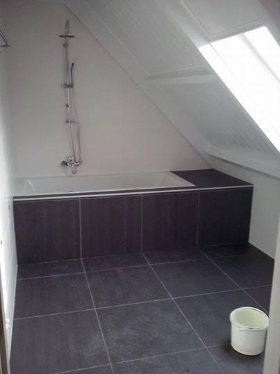 Maken van een nieuwe badkamer | Klusbedrijf van Halderen